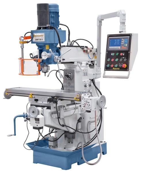 Bernardo Universalfräsmaschinen UWF 90 V mit pneumatischer Werkzeugklemmung 02-1231XL