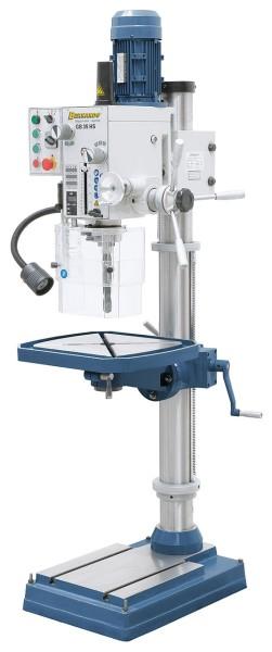 Bernardo Getriebe-Tisch- und Säulenbohrmaschinen GB 35 HS 01-1261