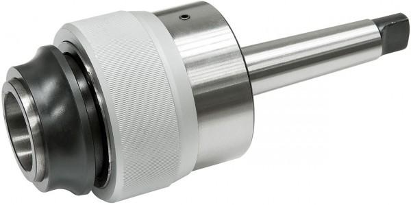 Bernardo Zubehör für Bohr- und Fräsmaschinen Gewindeschneid-Schnellwechselfutterset MK 5 / M6 - M30 / 12 tlg. 24-1101